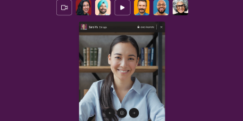 Slack tests video sharing and audio-only channels to connect remote workers