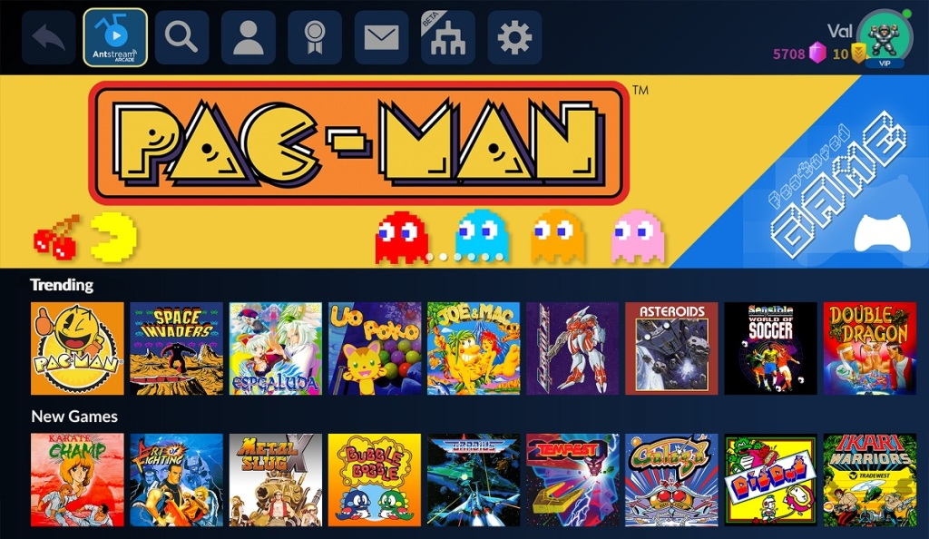 Antstream can stream over 1,200 retro games for $10 a month 3