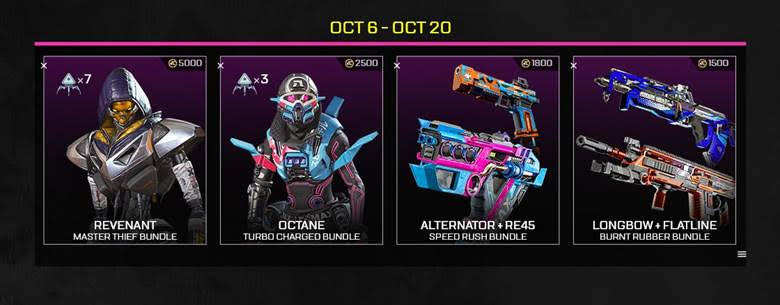 Apex Legends goes cross-play on PC, PS4, and Xbox One on October 6 5