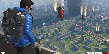 Population: One hands-on — Vertical combat in VR results in tough tradeoffs