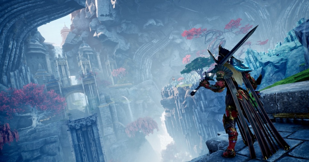 HOW COUNTERPLAY GAMES APPROACHED GODFALL FOR PS5 AND PC