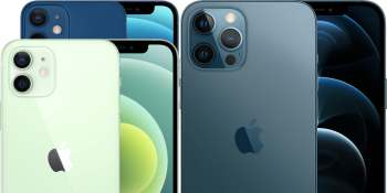 Apple debuts iPhone 12 family, focusing on 5G and 5nm chips