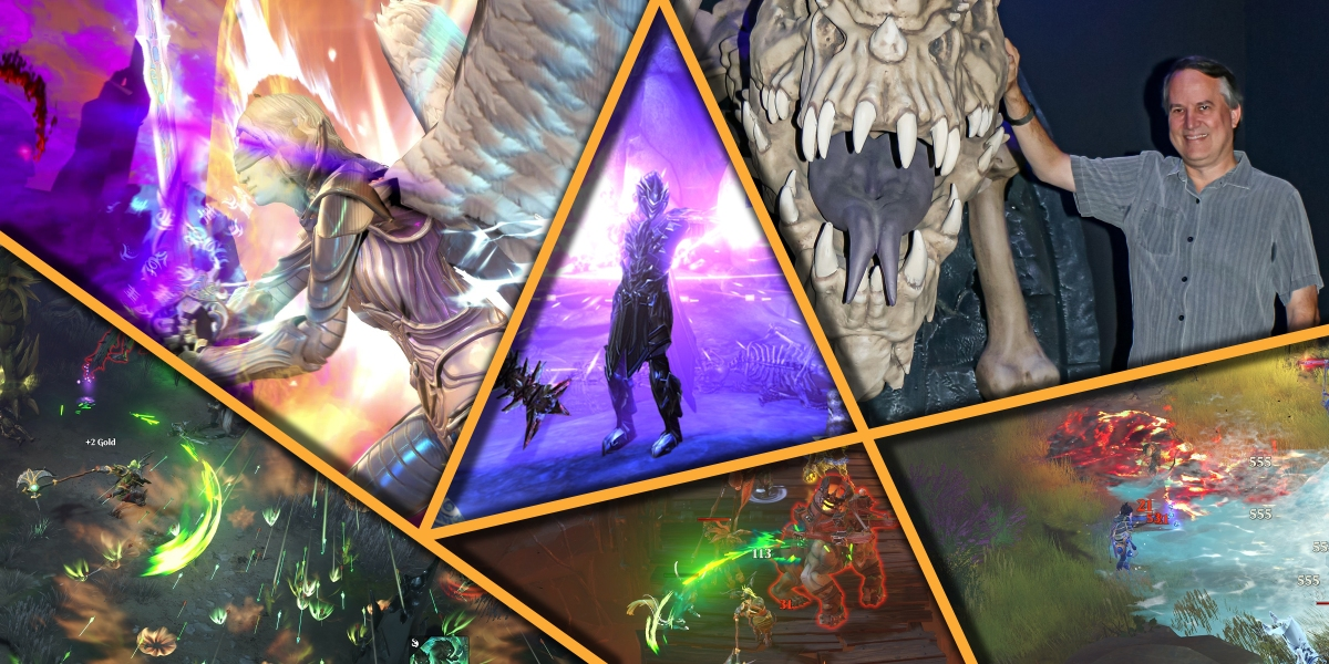 Cryptic Studios is now 20, and it's had to deal with some significant changes in the MMORPG market.