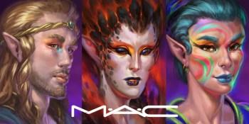 InnoGames embeds MAC Cosmetics in Elvenar online game characters