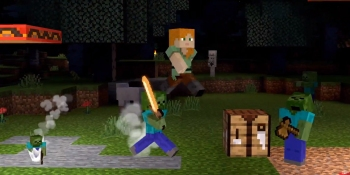 Super Smash Bros. Ultimate adds Minecraft characters