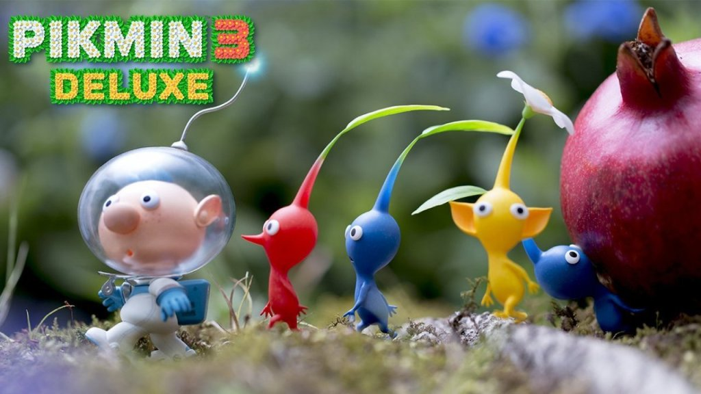 Pikmin 3 Deluxe is great.