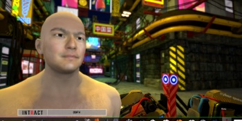 Possible Reality puts your face on a video game character