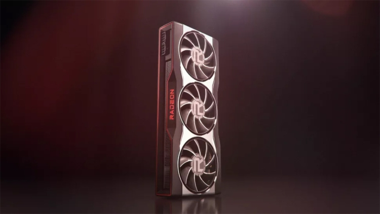 Radeon RX 6800 XT from AMD.