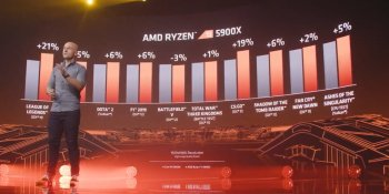 AMD reveals Ryzen 5000-series chips with towering gaming performance