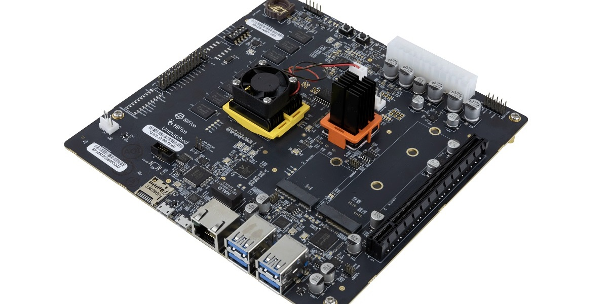 SiFive's design for a RISC-V PC.