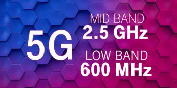 T-Mobile boosts 5G speeds by combining mid band downloads, low band uploads