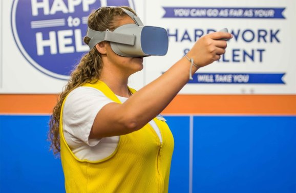 Walmart was one of the first retailers to embrace VR for training employees at all of its stores.