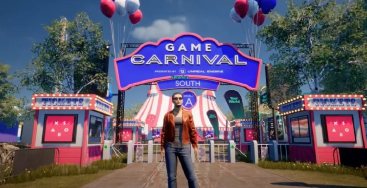 Xsolla is launching Unconventional, which uses the Game Carnival tech for virtual events.