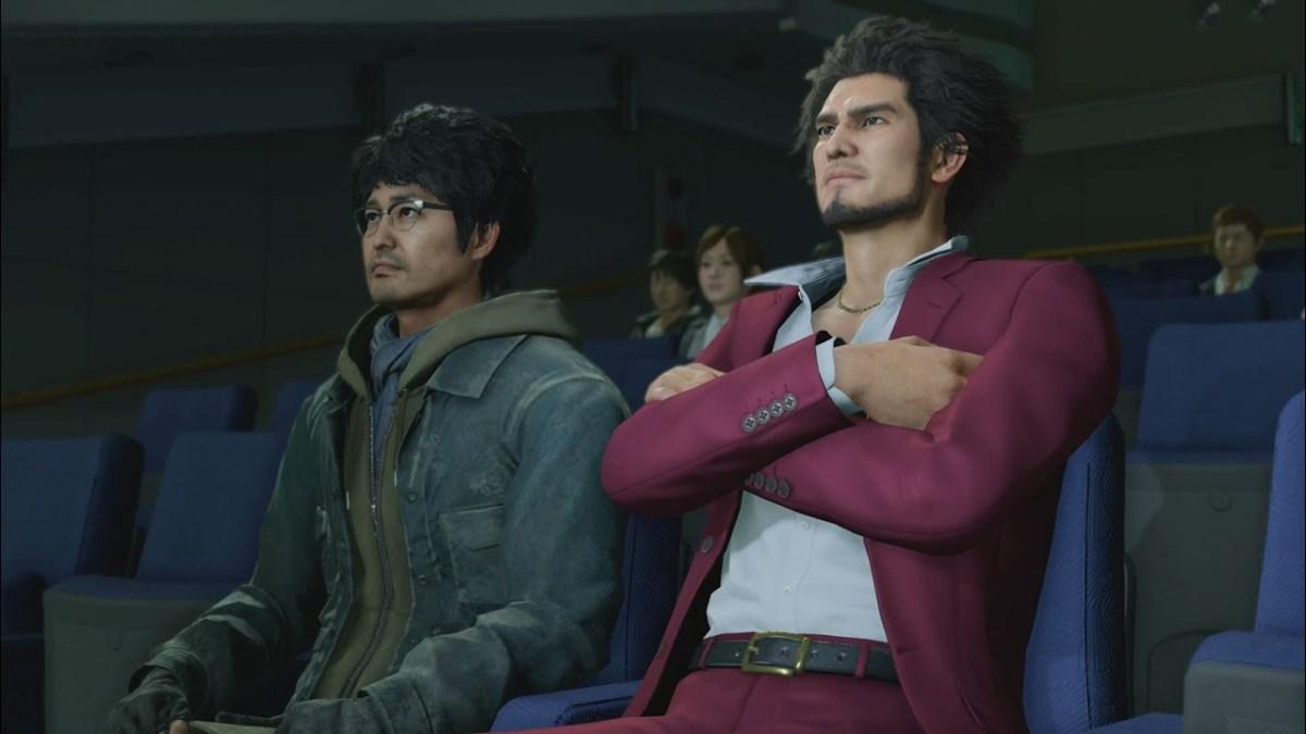 Yakuza Like A Dragon On Xbox Series X Feels Like A Launch Game