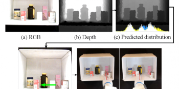 Robotics researchers propose AI that locates and safely moves items on shelves