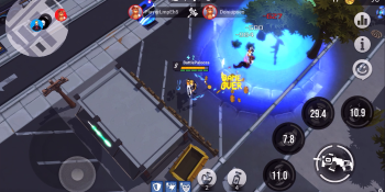 Battlepalooza is the first battle royale to use Google Maps for levels