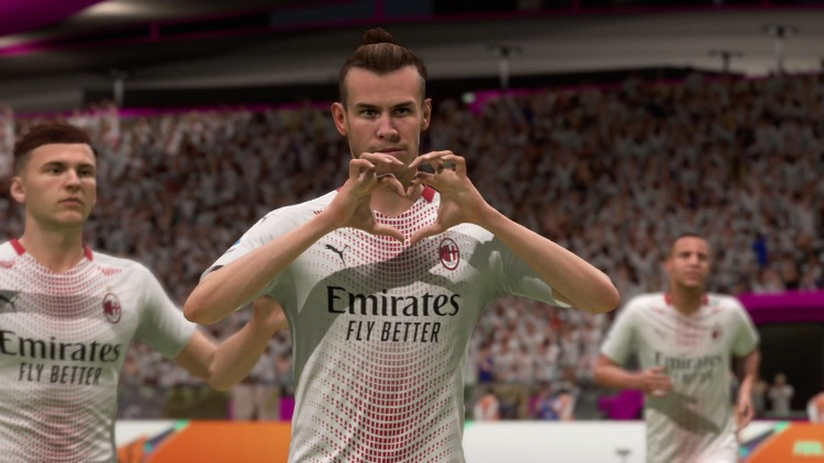 FIFA 21 finished October as the No. 1 best-selling game in the U.S.