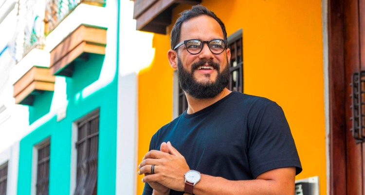 Welcome cofounder and CEO Roberto Ortiz