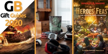 Jason's 2020 Gloriously Geeky Gift Guide for the Geezer Geeks in your life