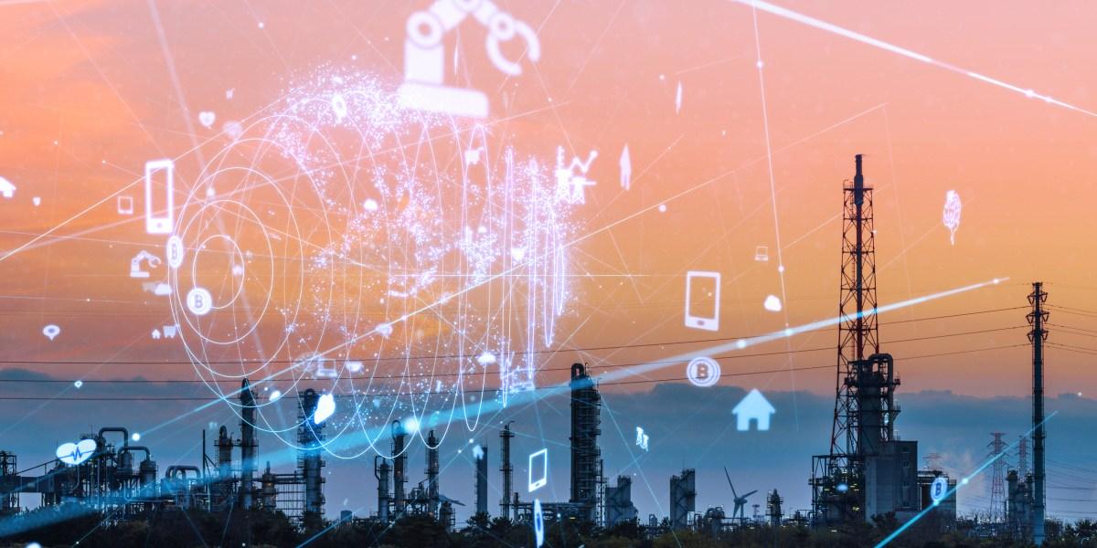 5G industrial IOT