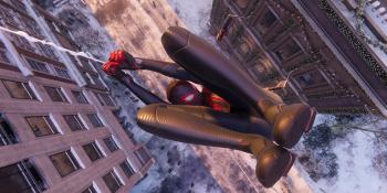 Spider-Man: Miles Morales gets a new PS5 graphics option for 60 fps and ray-tracing