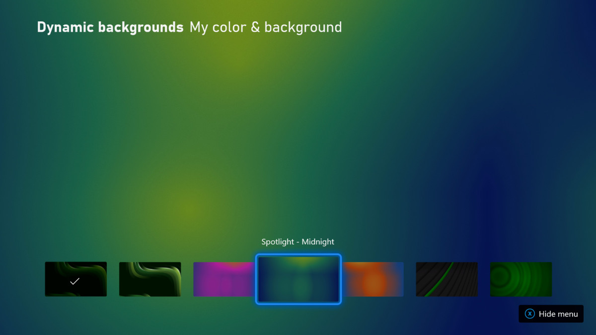 How To Get Cool Backgrounds On Xbox