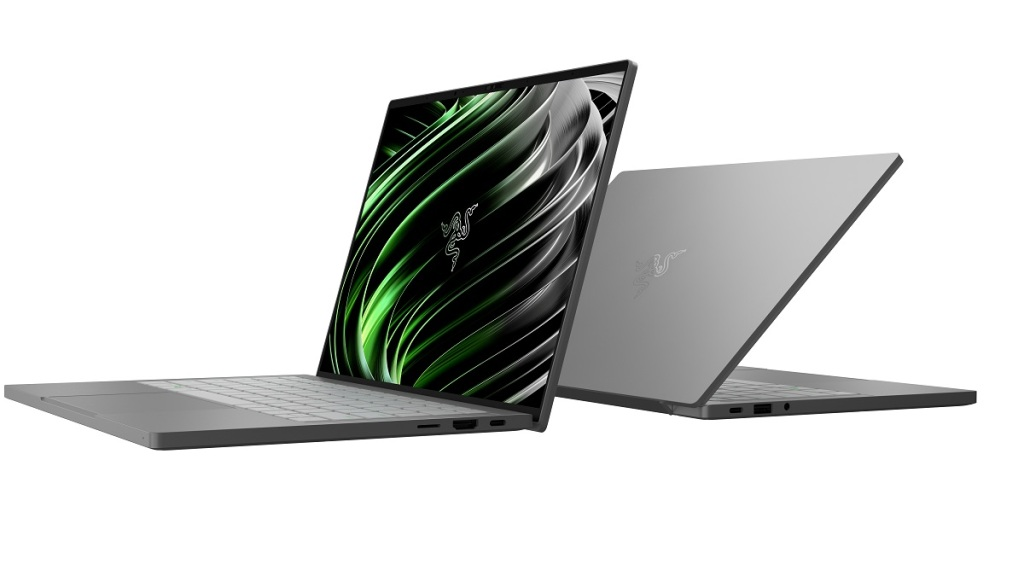 The Razer Book 13 is 0.6-inches thick.