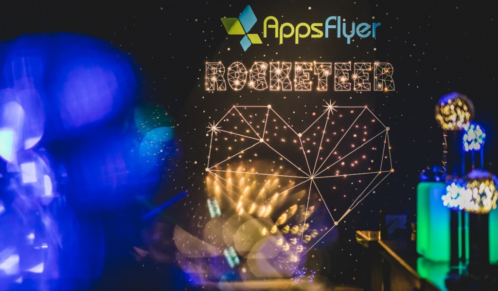 AppsFlyer has raised more than $300 million.