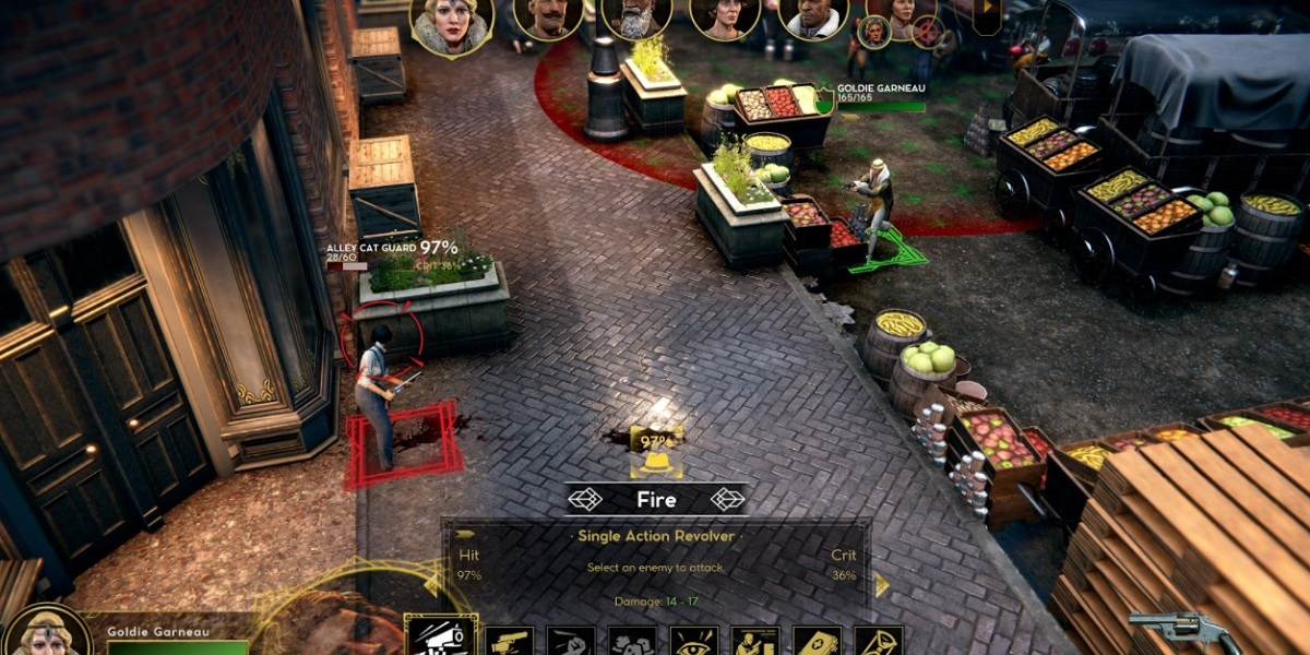Mapping out combat in Empire of Sin.