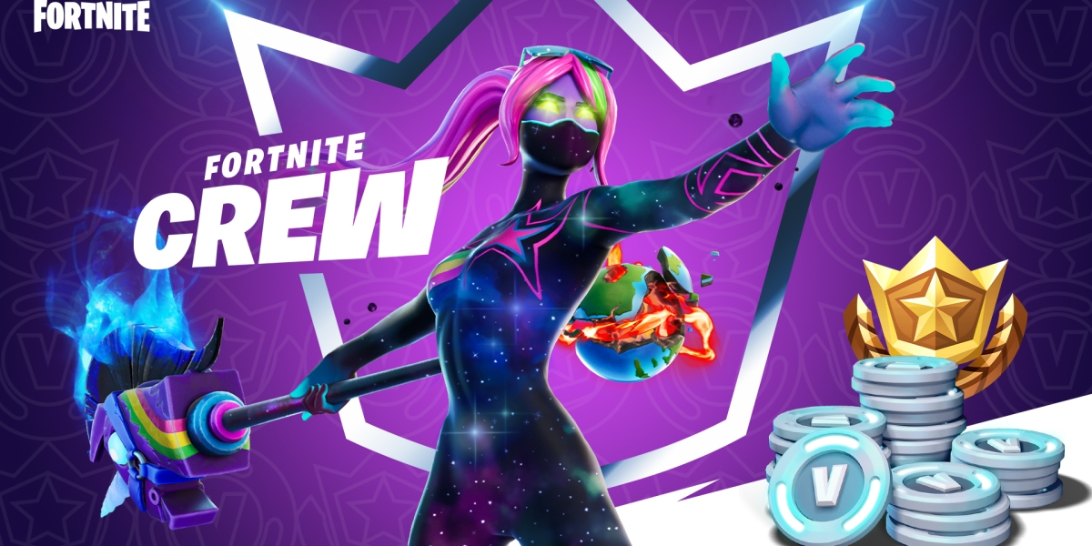 Fortnite Crew is a new subscription offer.
