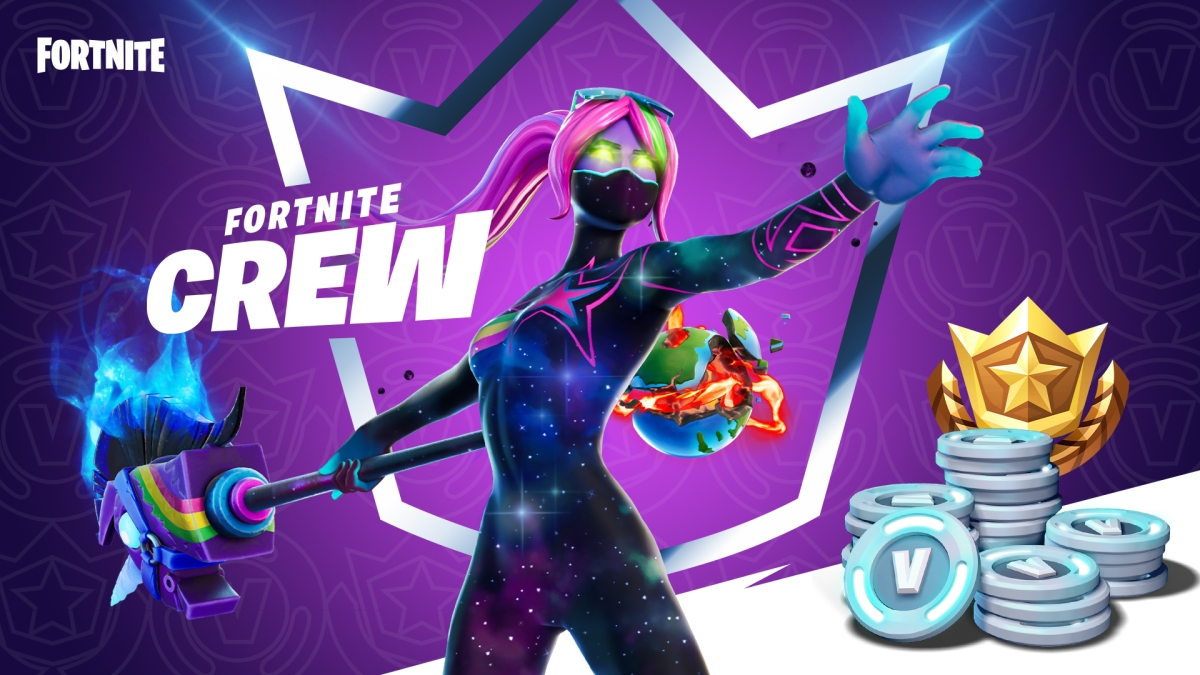 Epic Games launches Fortnite Crew subscription for $12...