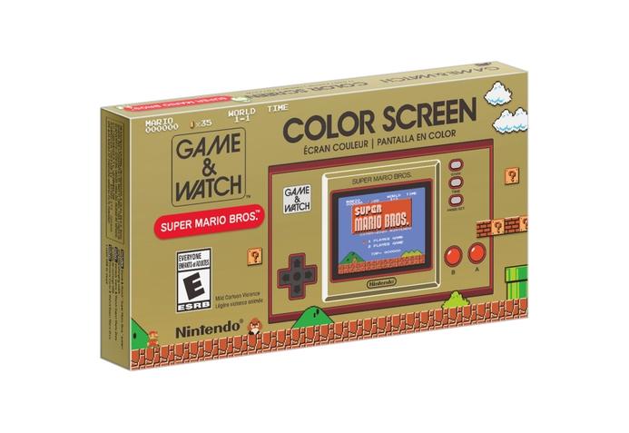 Game & Watch: Super Mario Bros..