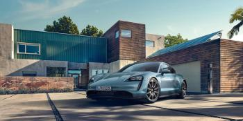 The new all-electric Porsche Taycan just transformed the performance EV category