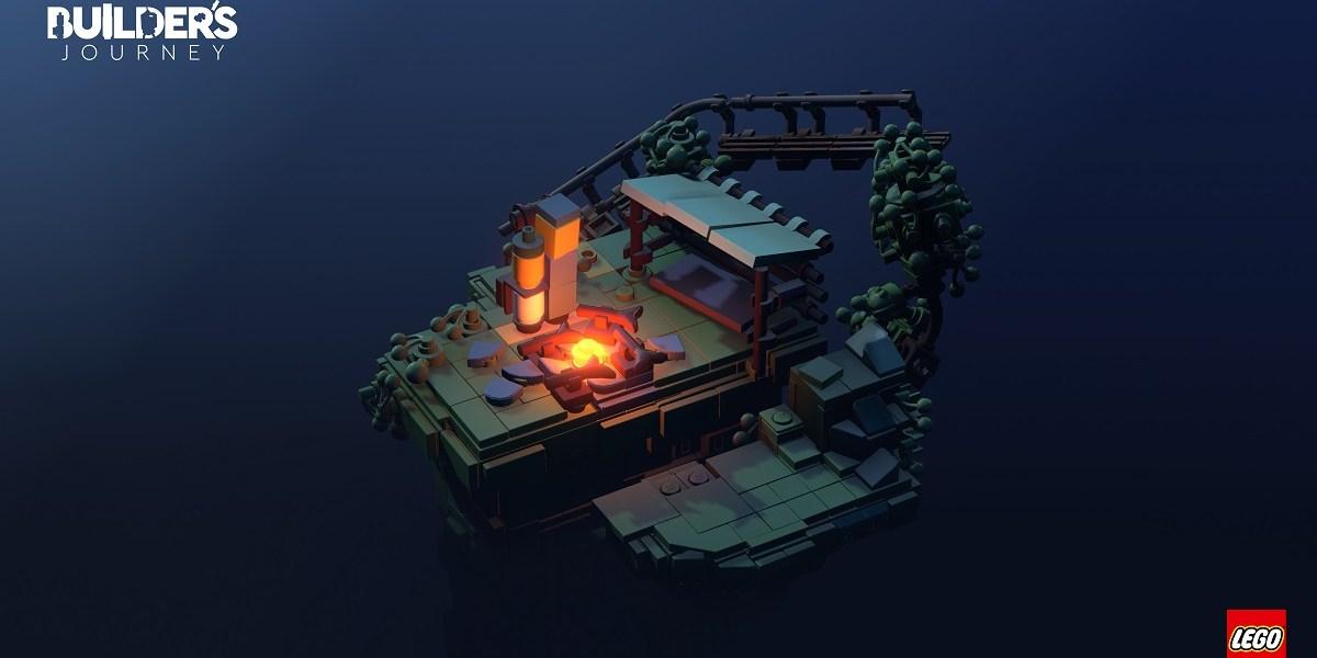 Builder's Journey is Light Brick Studio's Apple Arcade game.