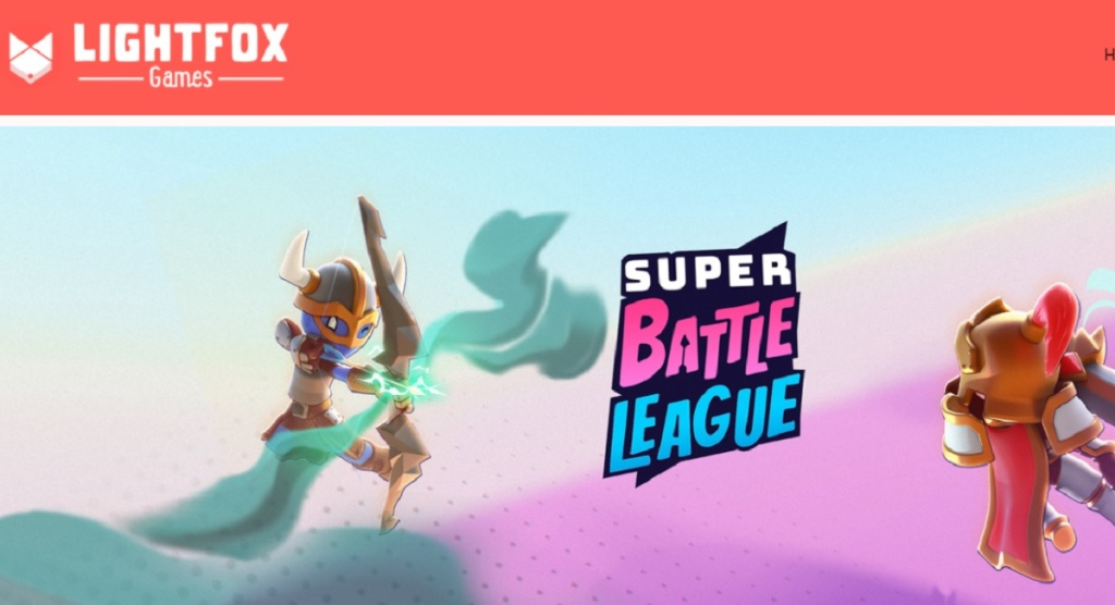 Super Battle League is the first game for Lightfox Games.