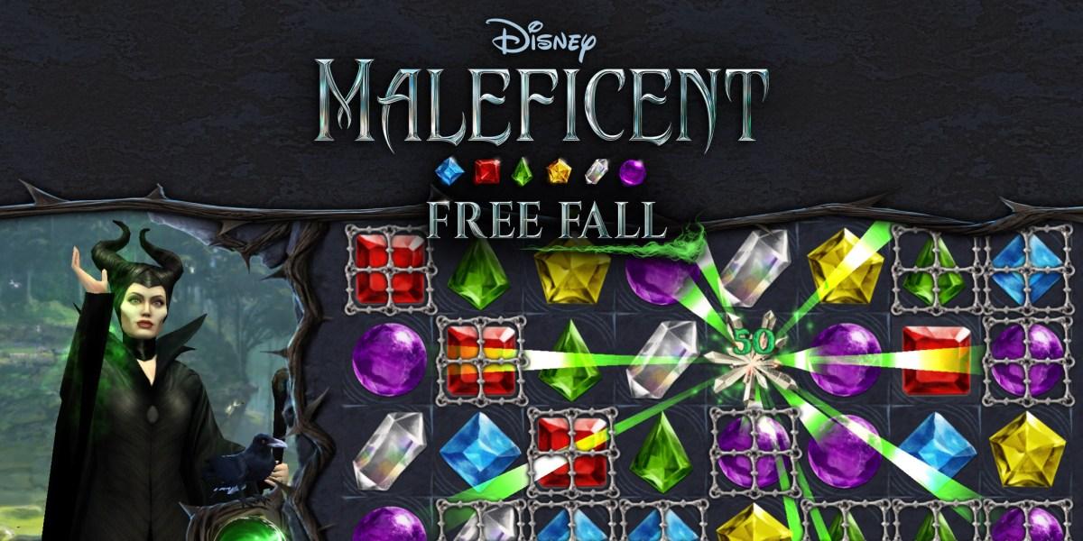 Maleficent Free Fall.