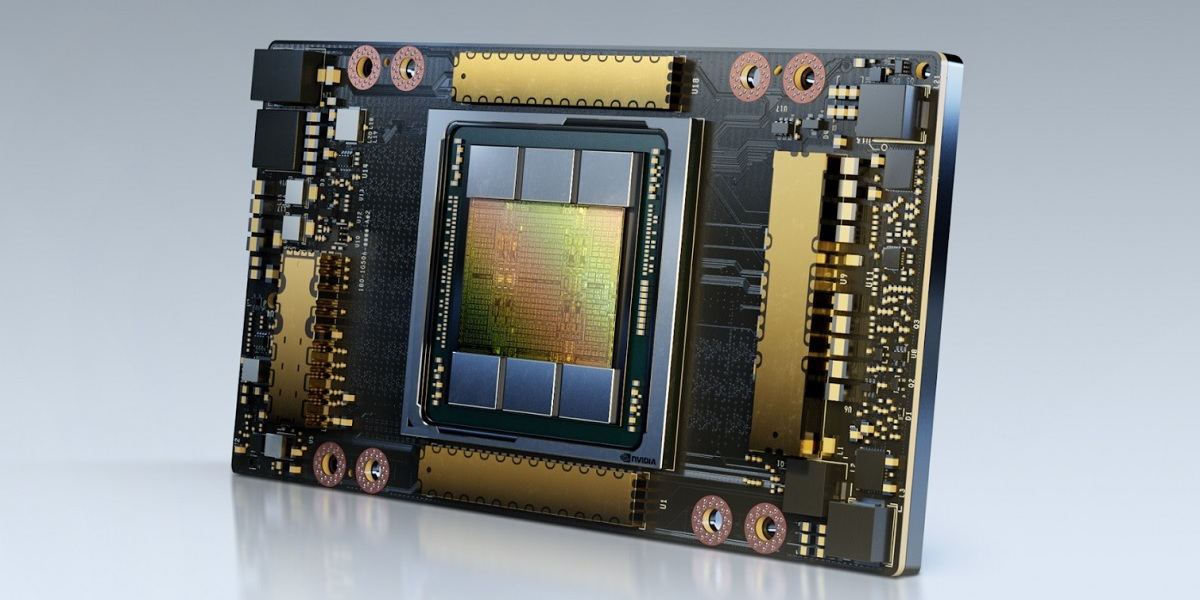 Nvidia A100 80GB GPU