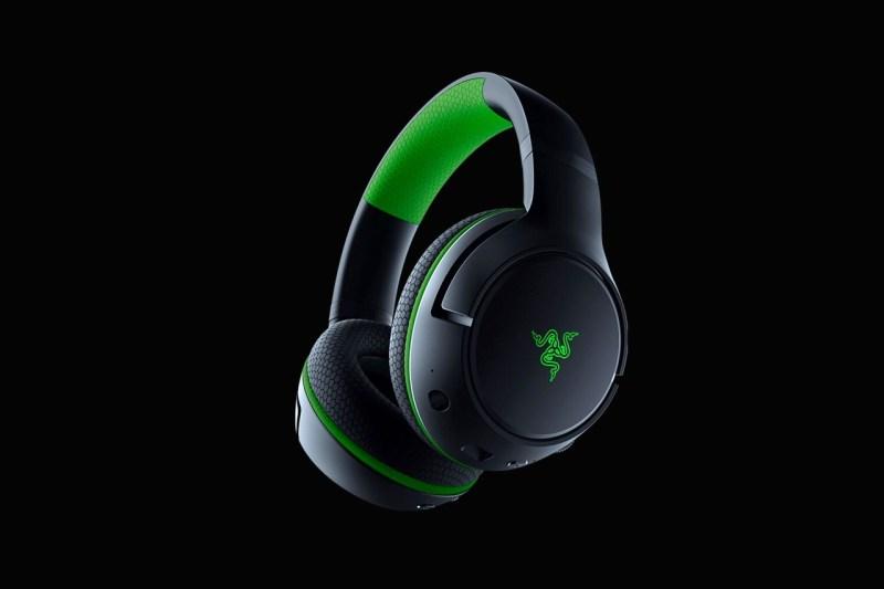 Razer Kaira Pro headset.