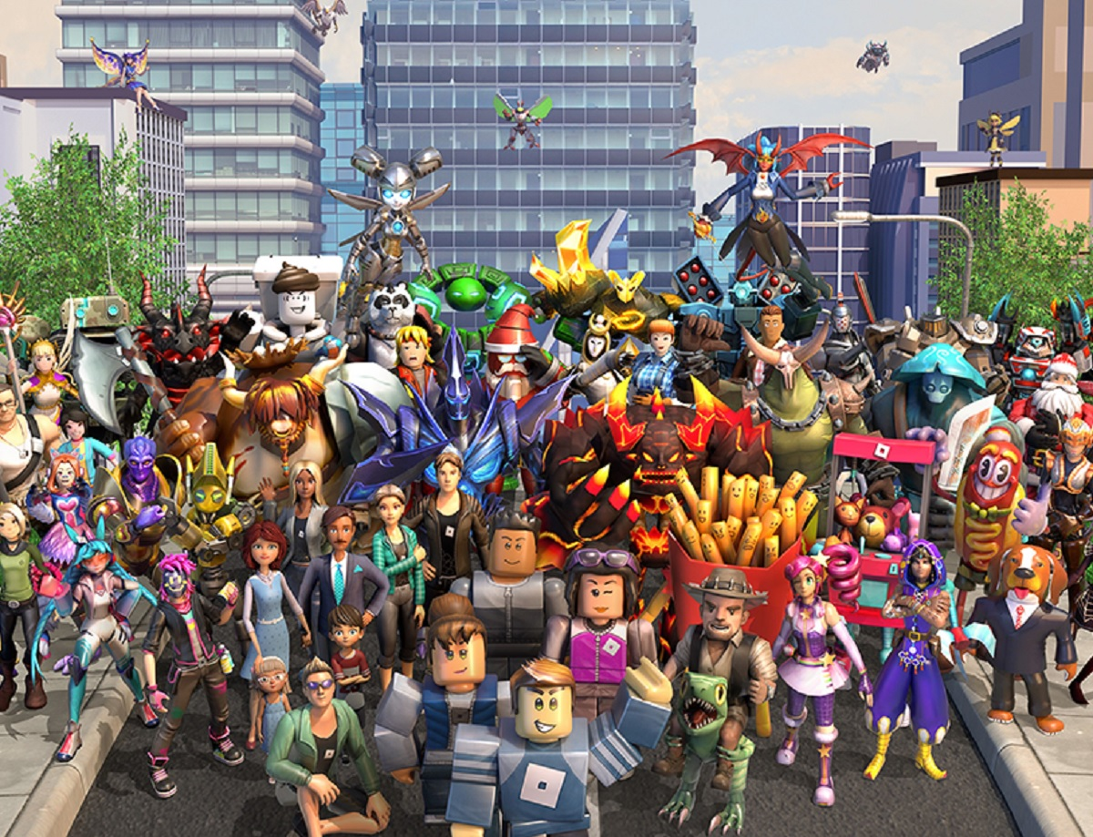 Image of article 'Roblox raises $520 million at $29.5 billion valuation, will go public through direct listing'
