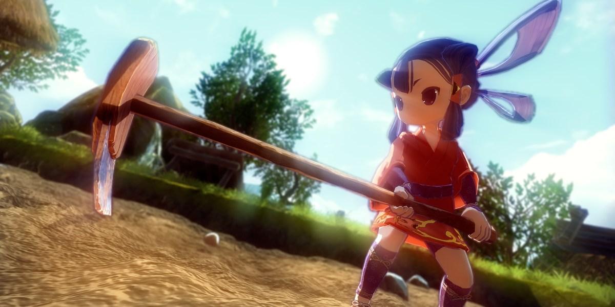 Sakuna: Of Rice and Ruin.
