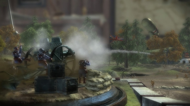 The old Toy Soldiers debuted on Xbox Live in 2012