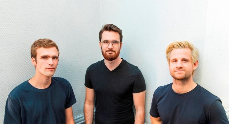 Wonder cofounders Stephane Roux, Leonard Witteler, and Pascal Steck