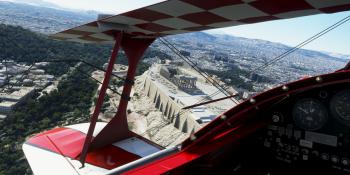Microsoft Flight Simulator soars to Xbox Series X/S on July 27