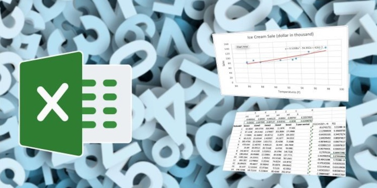 Excel Machine learning