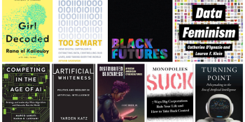 An AI reporter's favorite books of 2020