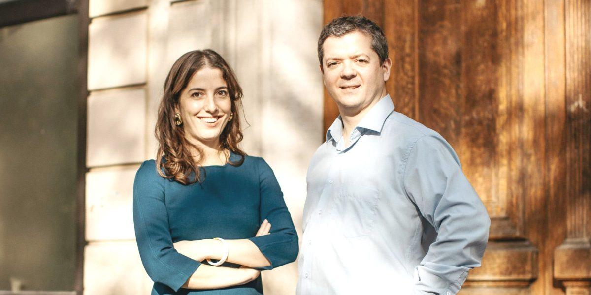 Pigment co-CEOs Eléonore Crespo & Romain Niccoli