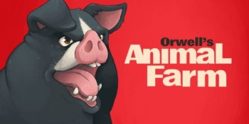 George Orwell's Animal Farm interview — Making a game inspired by totalitarian oppression