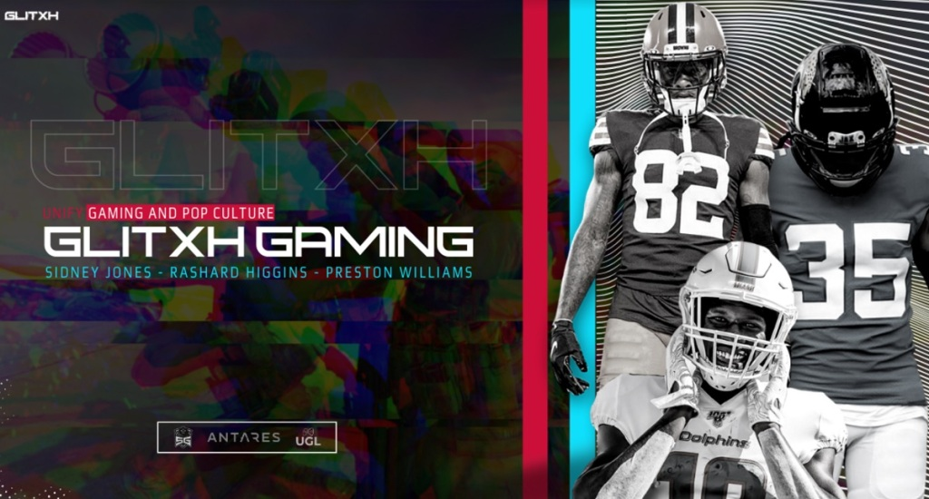 Antares Gaming and Ultimate Gaming League team up to mix pro gamers and NFL stars in esports matches 4