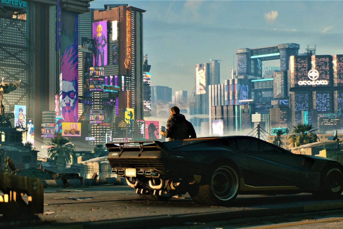 Business news  news latest news  business updates Sony offers Cyberpunk 2077 refunds and delists the game from online store thumbnail