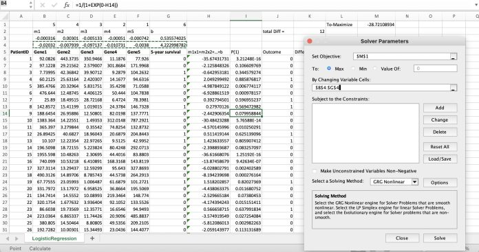 You don't code? Do machine learning straight from Microsoft Excel